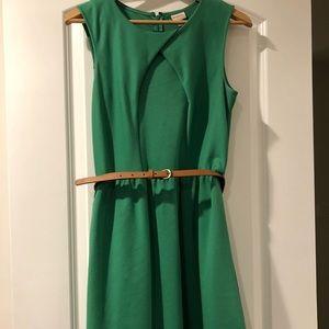 Cute, knee length dress! Great for summer!